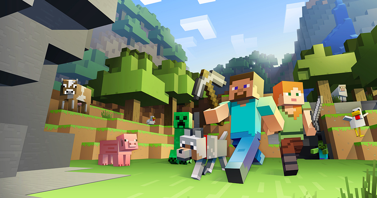 Minecraft - Good For The Imagination